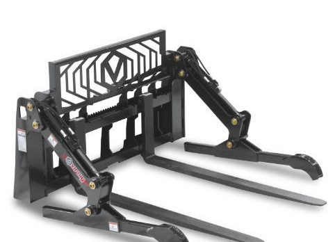 Pipe Pallet Fork Grapple